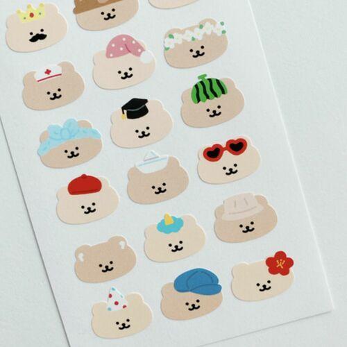 RoomRoom Bear Sticker v1
