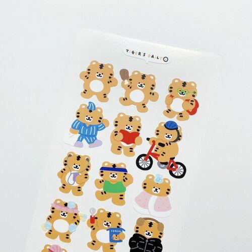 RoomRoom Bear Sticker v4