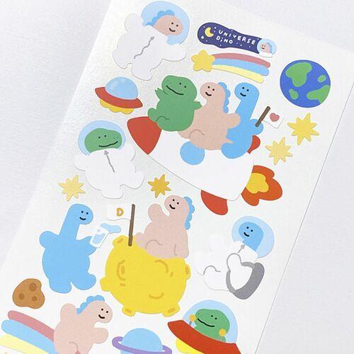 RoomRoom Bear Sticker v6