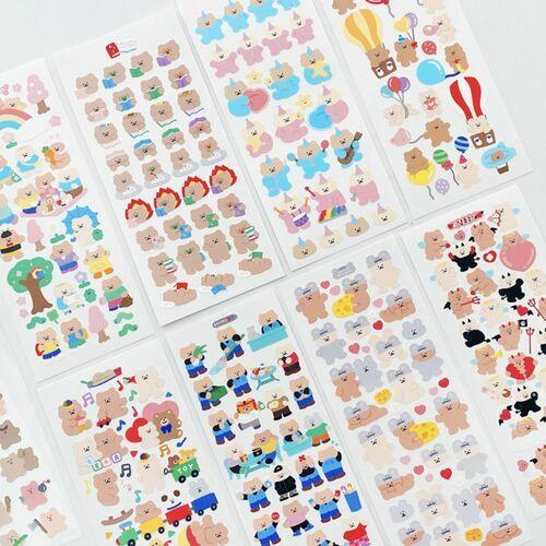 RoomRoom Bear Sticker v7