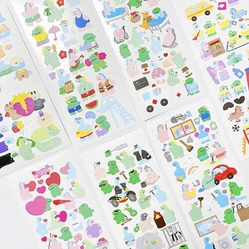RoomRoom Bear Sticker v8