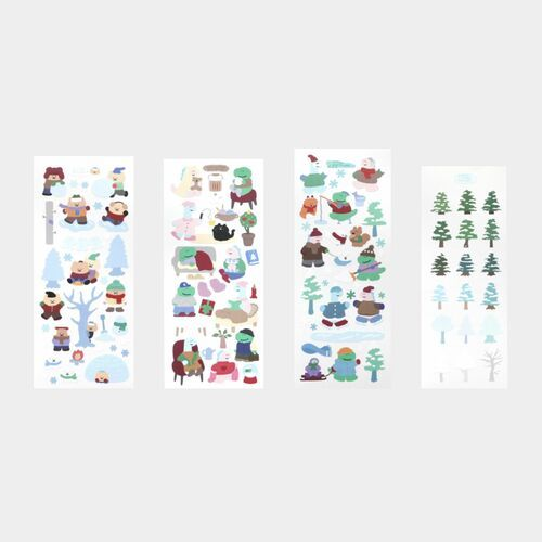 RoomRoom Winter Sticker