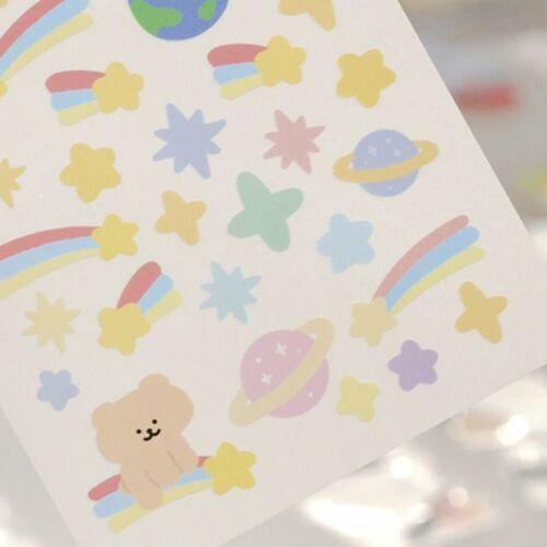 Star Cluster Deco Sticker