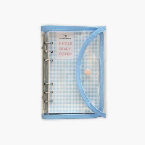 Twinkle 6 Ring A5 Button Binder