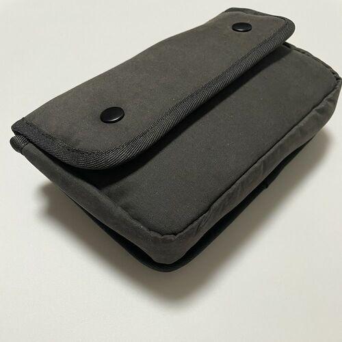 Button Cable Pouch