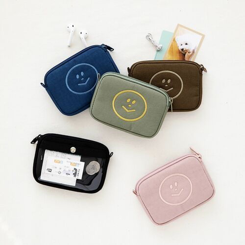 Smile Card Pouch