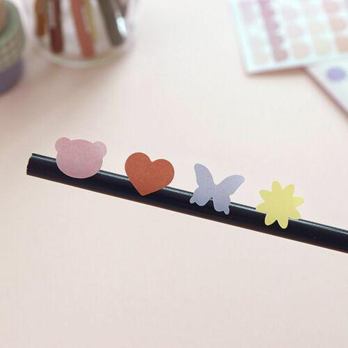 2pcs Silhouette Deco Sticker Set