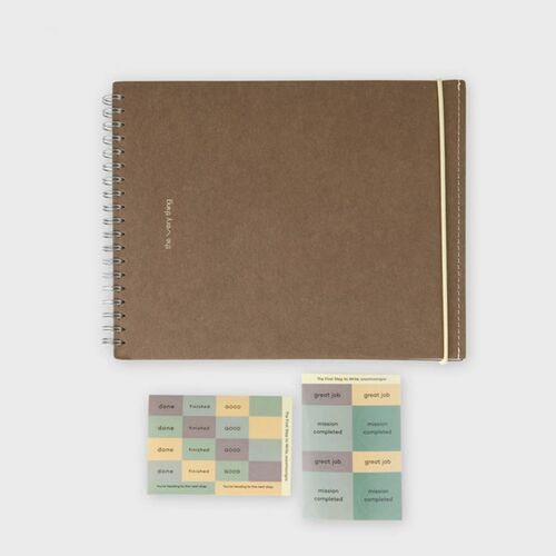 Big The Very Thing Notebook