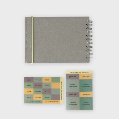 Portable The Very Thing Notebook