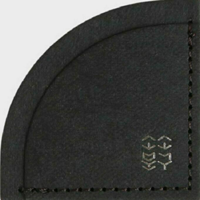 Double-sided Corner Bookmark