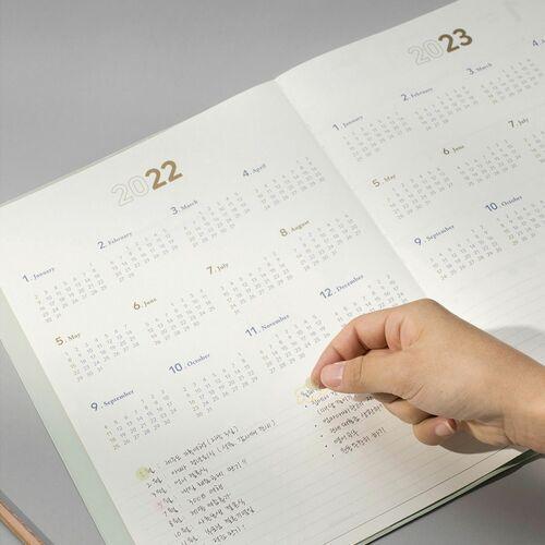 2022 Large Slim & Wide Weekly Planner