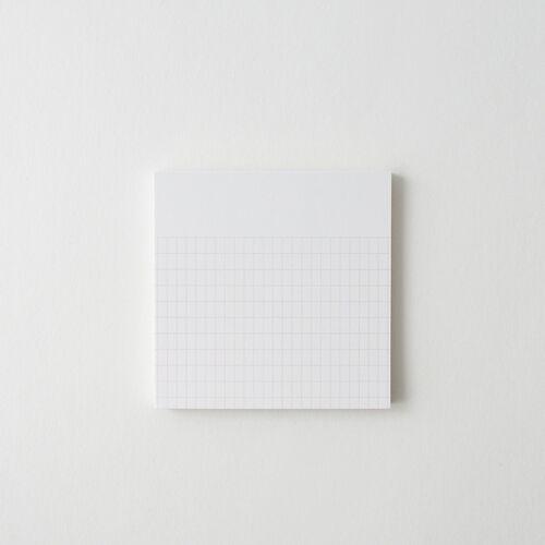 Grid Pattern Sticky Note v2