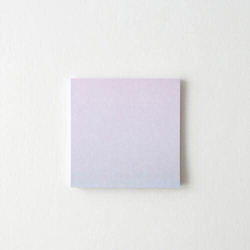 Pastel Gradient Sticky Note