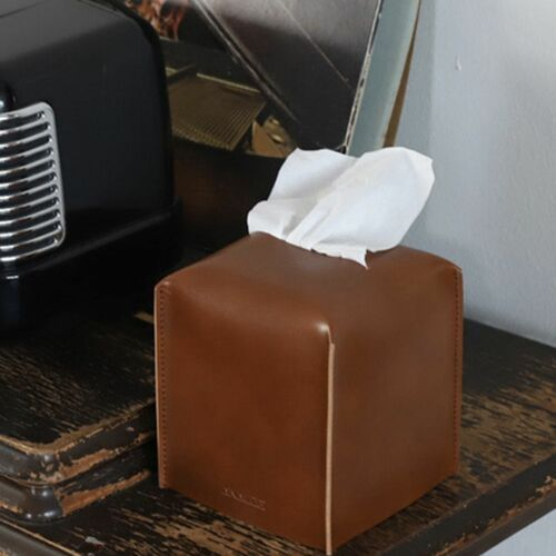 Small Vintage Tissue Cover