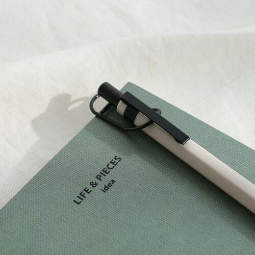 2pcs Clip Pen Holder