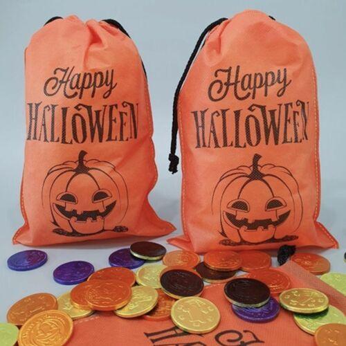 2pcs Halloween Drawstring Bag