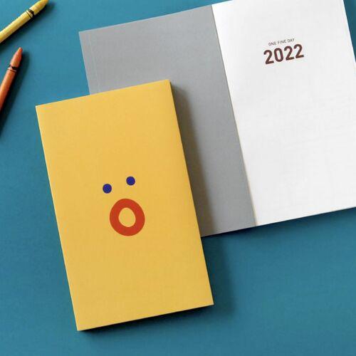 2022 Oh! Illustration Planner