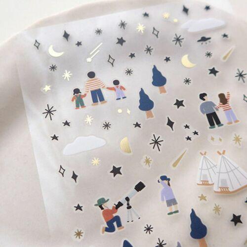 See a Star Deco Sticker