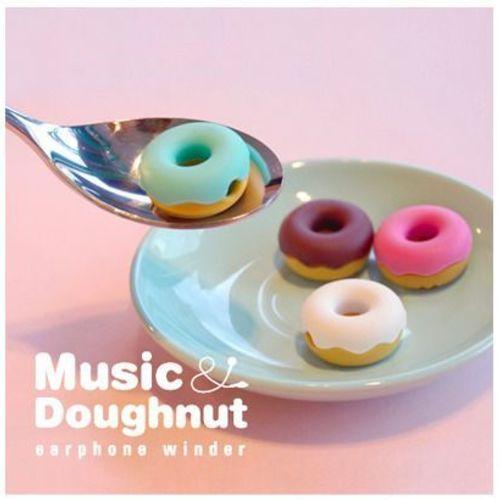 Doughnut Earphone Organizer