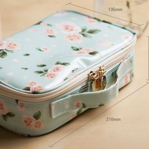 Blossom Cosmetic Pouch