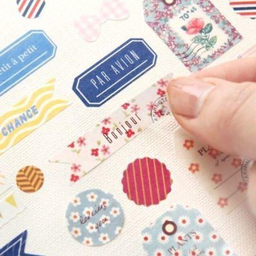 Petit Deco Sticker Set v2