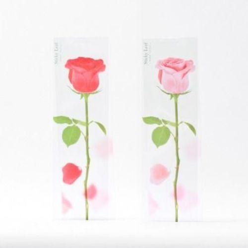 Rose Sticky Note