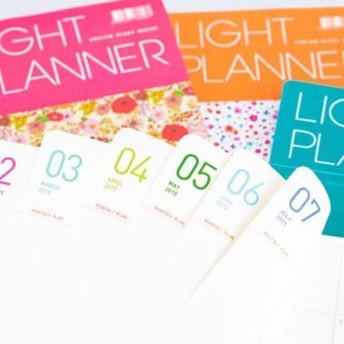 2015 Ardium Light Planner