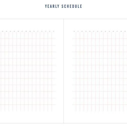 Large Daily Planner