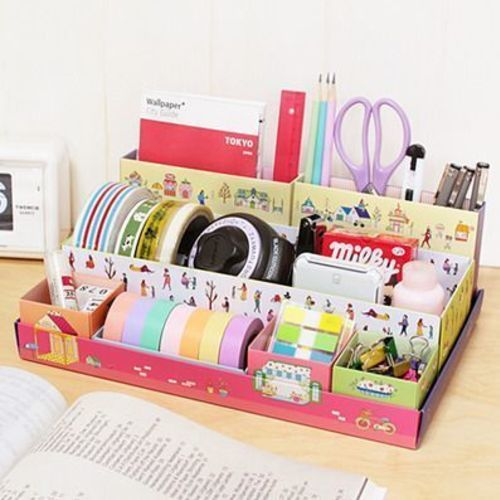 Village Desk Organizer