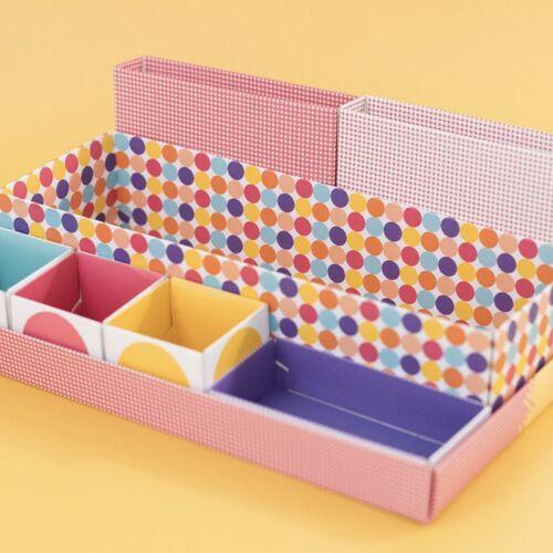 Lollipop Desk Organizer