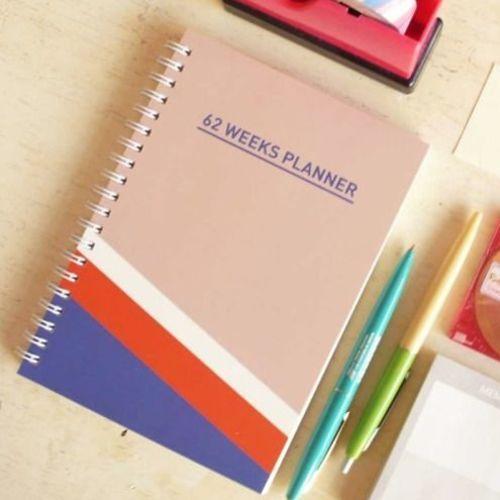 Indi Pink Weekly Planner