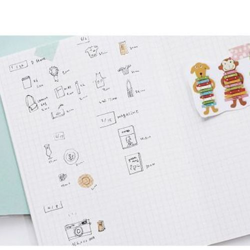 Mode De Vie Weekly Planner