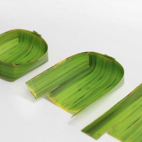 Large Banana Leaf Tray
