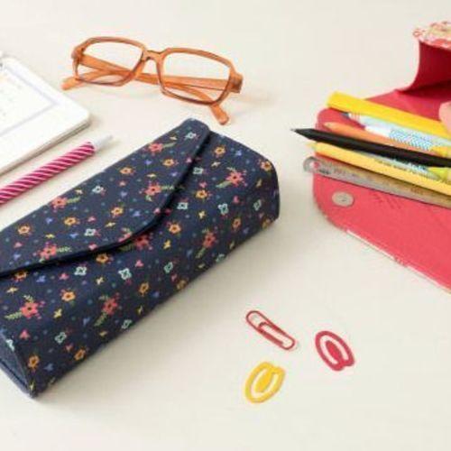 Square Pencil Case