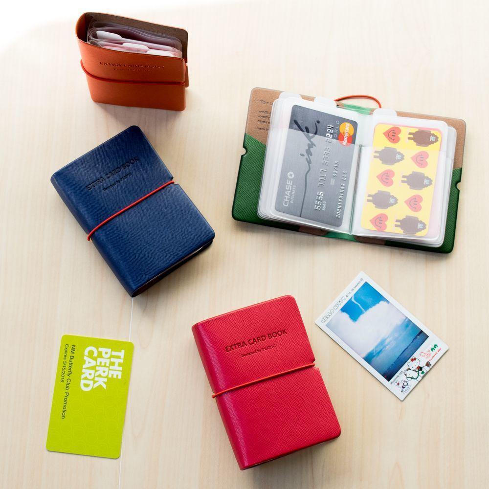 Colorful Mini Card Book v2