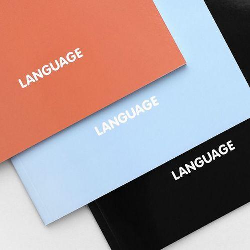Language Learning Notebook Set