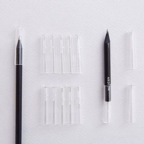 Transparent Pencil Cap Set