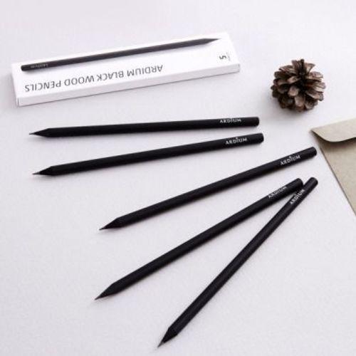 Ardium Black Pencil Set