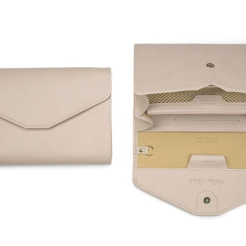 All-in-One Leather Clutch v2