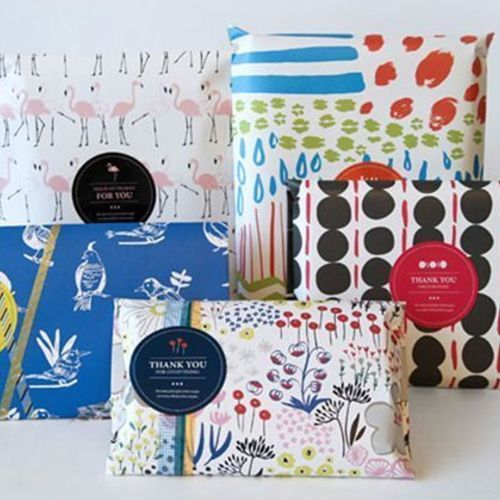 Pattern Gift Envelope Set v1
