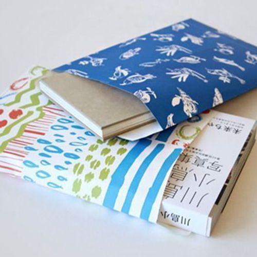Pattern Gift Envelope Set v1