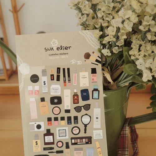Cosmetic Deco Sticker