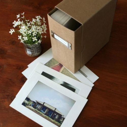 4x6 Photo Frame & Box Set v2