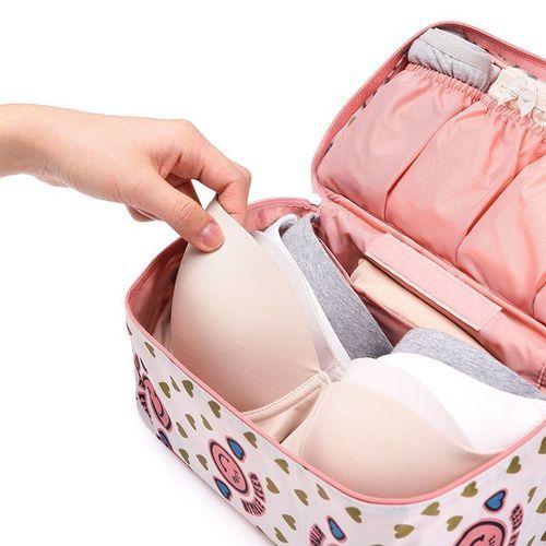 Pattern Underwear Pouch