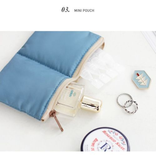 Wind Blows Travel Pouch