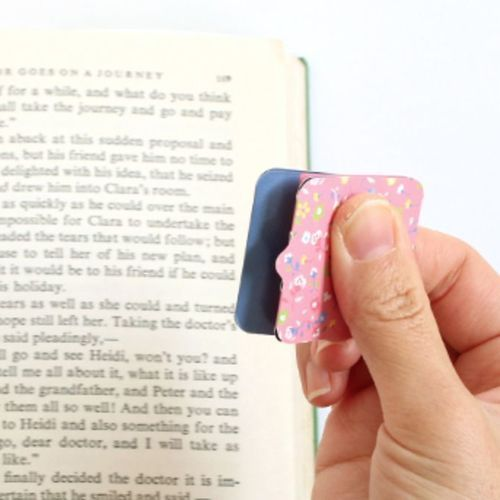 Nordic Pattern Magnetic Bookmark