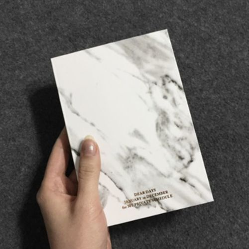 White Marble Scheduler
