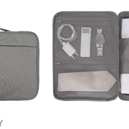 Business Travel Shirts Pouch
