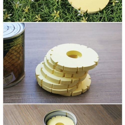 Pineapple Sticky Note
