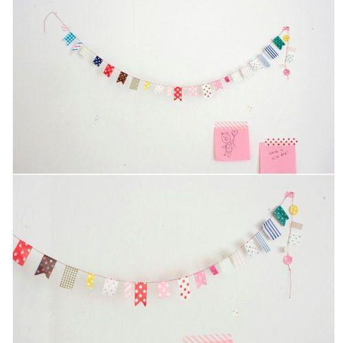Basic Masking Sticker Set